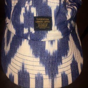 10 Deep Panel Dat Hat (Colorful pattern)